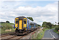 NY6165 : 156513 at Upper Denton level crossing - August 2016 by The Carlisle Kid