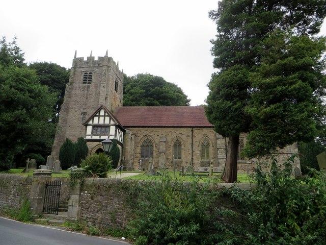 St. Wilfrid's, Halton