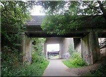 SD4964 : Bridges on the Lune Valley Ramble by Philip Platt