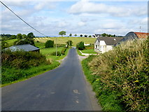 H4657 : Kilnahusogue Road by Kenneth  Allen