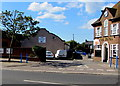 SX9192 : The Railway Club, St Thomas, Exeter by Jaggery