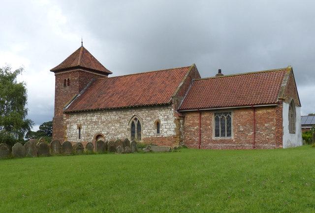 St Andrew's Church in Bonby