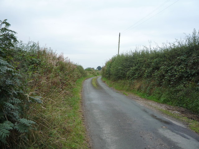 Lane, Lower Nobut