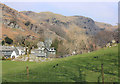 NY3205 : Chapel Stile from Cumbria Way by Peter Turner