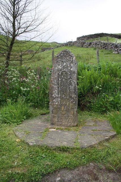 'Celtic Cross', Angram