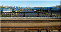 NZ2463 : The Tyne from a train by Thomas Nugent