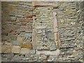 SO8729 : Detail of masonry, Deerhurst church by Philip Halling