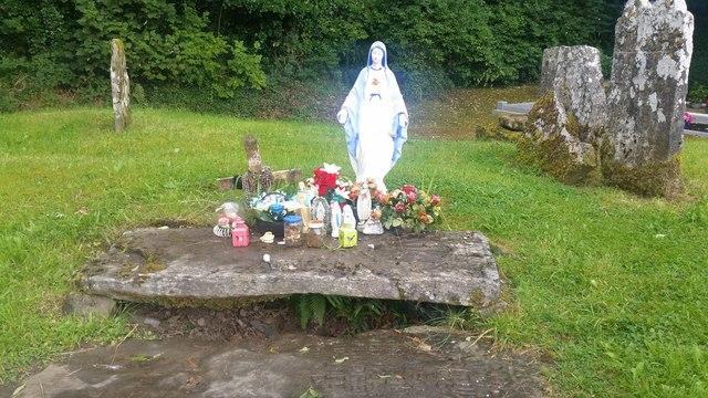 Kill Graveyard near Killnaleck