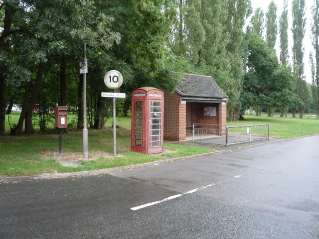 Communications centre, Oaks Green