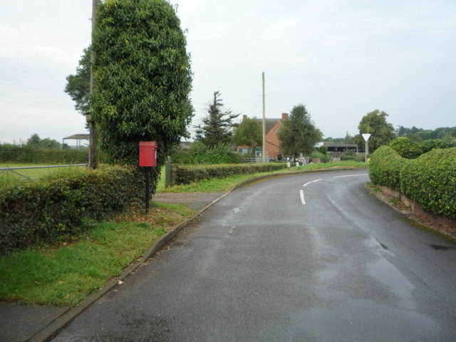 Lower Street, Doveridge