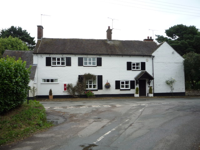 House in Lower Leigh