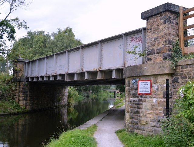 Calder and Hebble Navigations Dewsbury Arm
