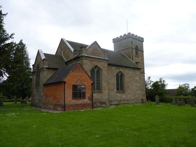 St Michael's Church, Rushock (1)