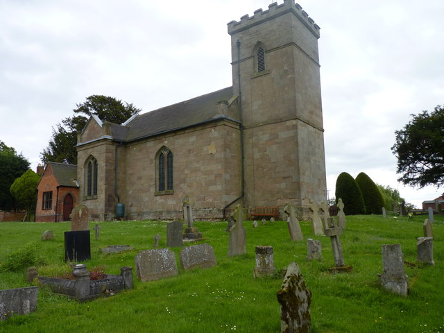 St Michael's Church, Rushock (2)