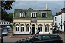 TQ5838 : Tunbridge Wells Bar & Grill by N Chadwick