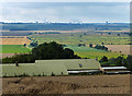 TA0015 : View across the Ancholme Valley by Mat Fascione