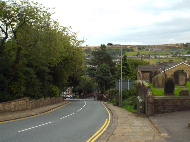 Bridgehouse Lane, Haworth