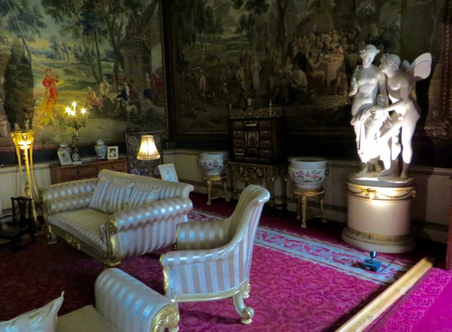 Tapestry Room, Nostell Priory