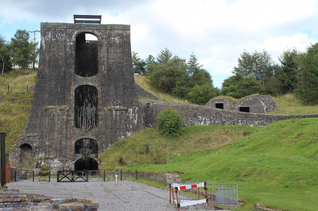 Water Balance Tower, Blaenavon Ironworks