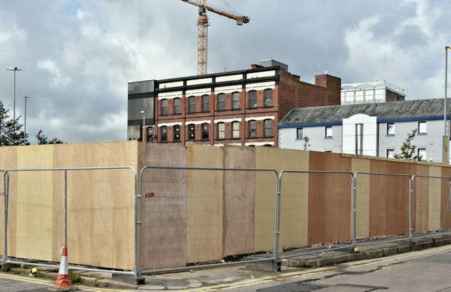 Student accommodation, 81-107 York Street, Belfast - September 2016(2)