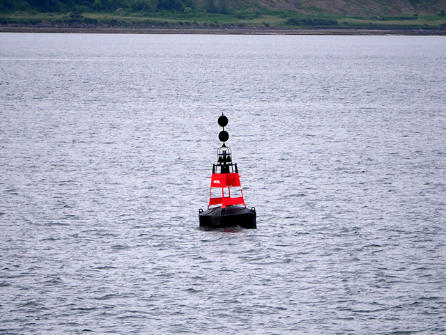 Natal Buoy in the Cromarty Firth
