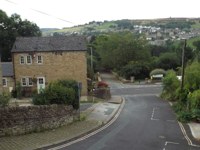 Butt Lane, Haworth