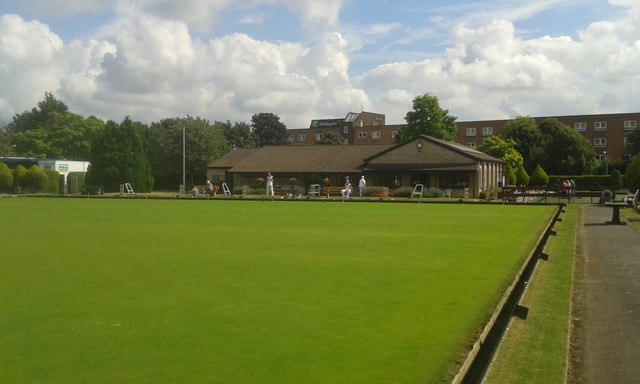 Fleming Park bowls club, Eastleigh