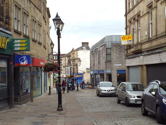 Low Street, Keighley