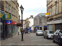 SE0641 : Low Street, Keighley by Malc McDonald