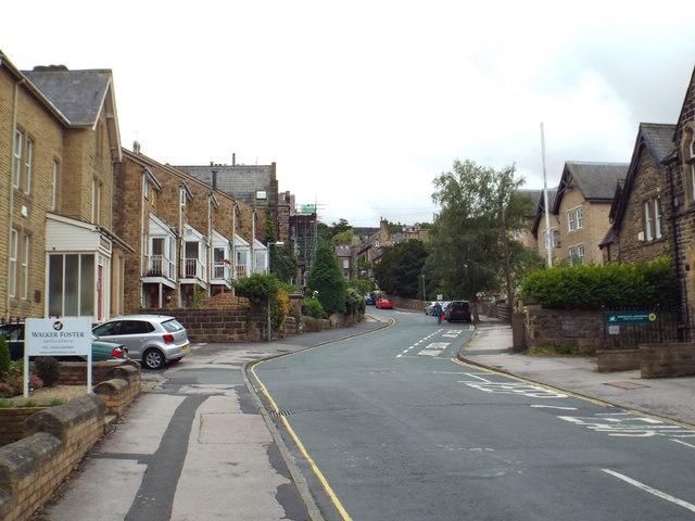 Riddings Road, Ilkley