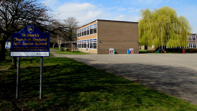 St Mark's Church of  England (VA) Junior School, Cheltenham