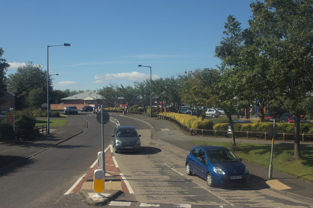 Albion Way, Blyth
