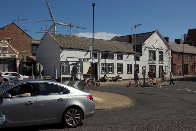 The Quay Nightclub, Blyth