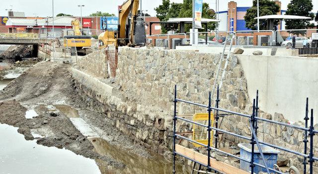 Connswater works, Belfast - September 2016(1)