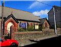 SO2601 : Former All Saints church for sale, Pontnewynydd by Jaggery