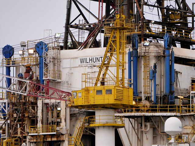 Wilhunter Rig Superstructure