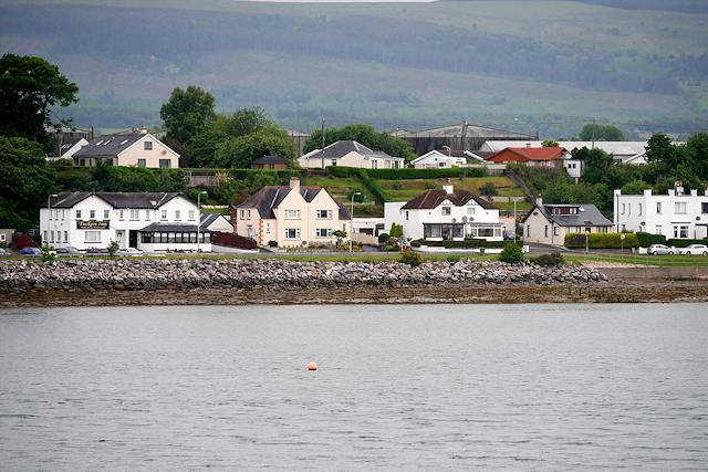 Invergordon Shore, Cromarty Firth