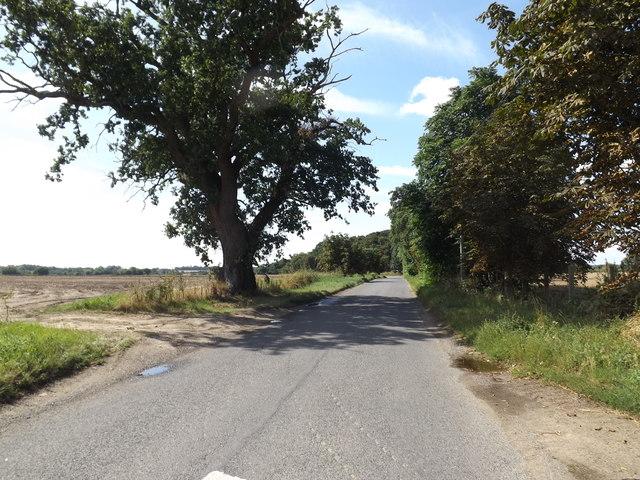 The Street, Stowlangtoft