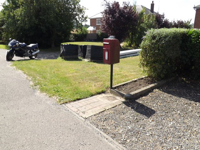 The Spinney Postbox