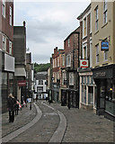 NZ2742 : Durham: Silver Street by John Sutton