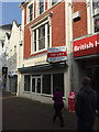 SX9472 : Shop to let, north side of Bank Street, Teignmouth by Robin Stott