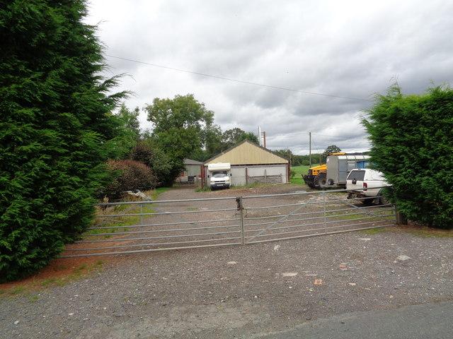 Oakfield Farm (1), Cakebole Lane