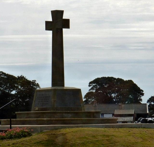 Preesall and Knott End War Memorial