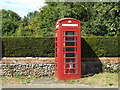 TL9969 : Telephone Box on The Street by Adrian Cable