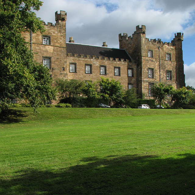 Lumley Castle: south front