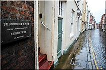 SJ4066 : Shobbrook & Son, Engravers, King St, Chester by Matt Harrop