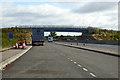 SP9740 : Bridge over A421 by Robin Webster