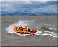 SD4264 : Morecambe inshore lifeboat by Ian Taylor