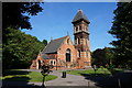 TA1229 : Chapel and former Crematorium by Ian S