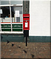 TM0890 : Market Place Post Office Postbox by Adrian Cable